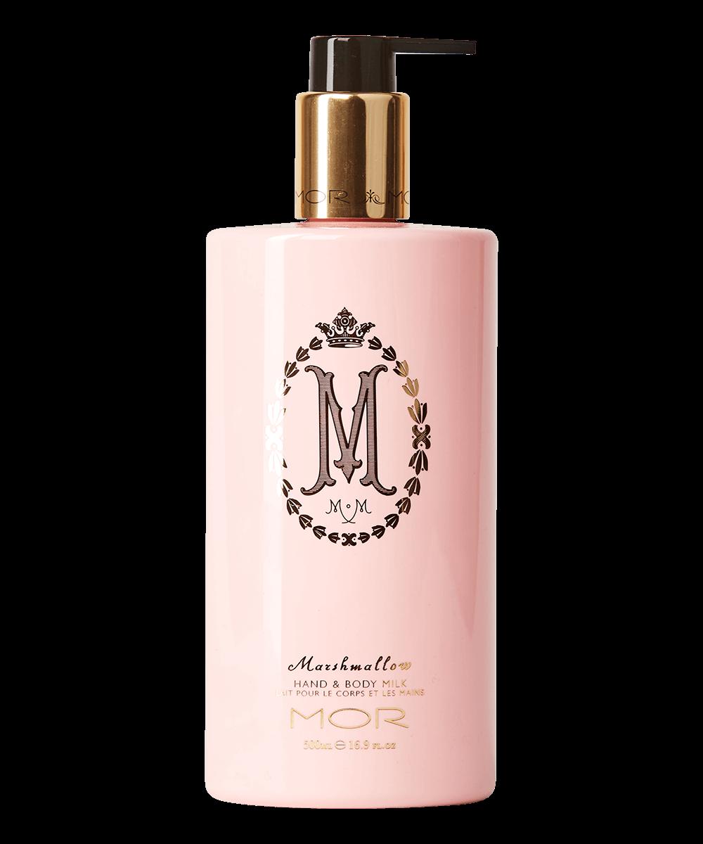 Молочко для тела MOR Hand & Body Milk Marshmallow 500 мл