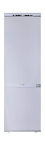 Холодильник Weissgauff WRKI 178 WNF белый (двухкамерный)