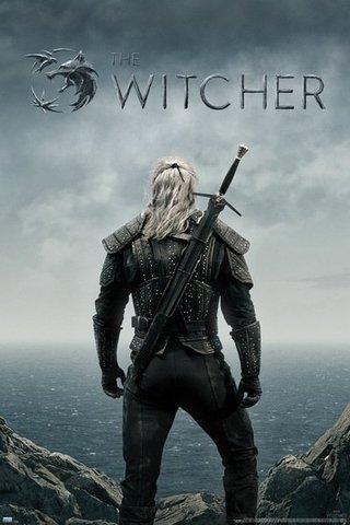 Постер The Witcher (Netflix) 348-FP4983