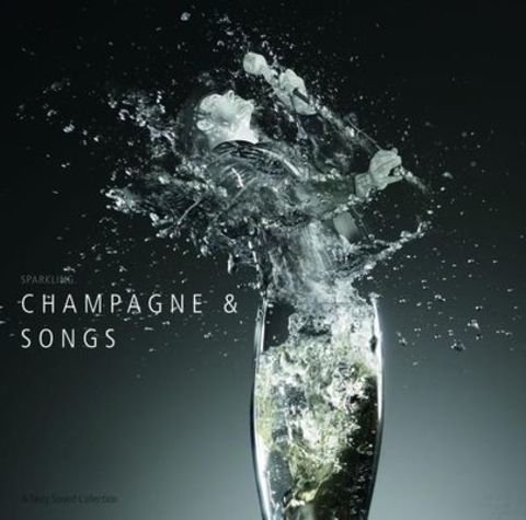 Inakustik CD, Champagne & Songs, 0167965