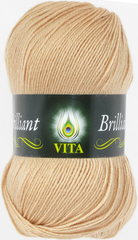 Пряжа Vita Brilliant цвет 5108