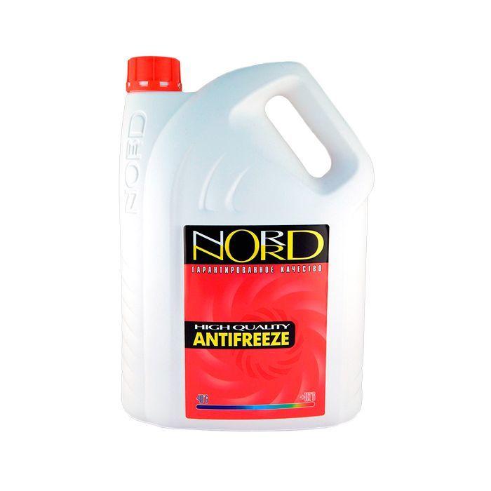 NORD-40 - Антифриз красный