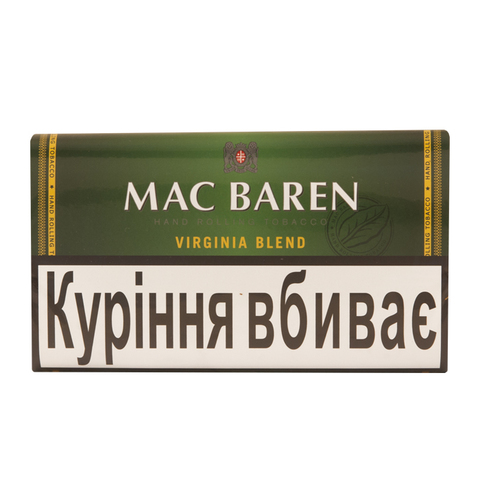 Табак для самокруток Mac Baren Virginia Blend