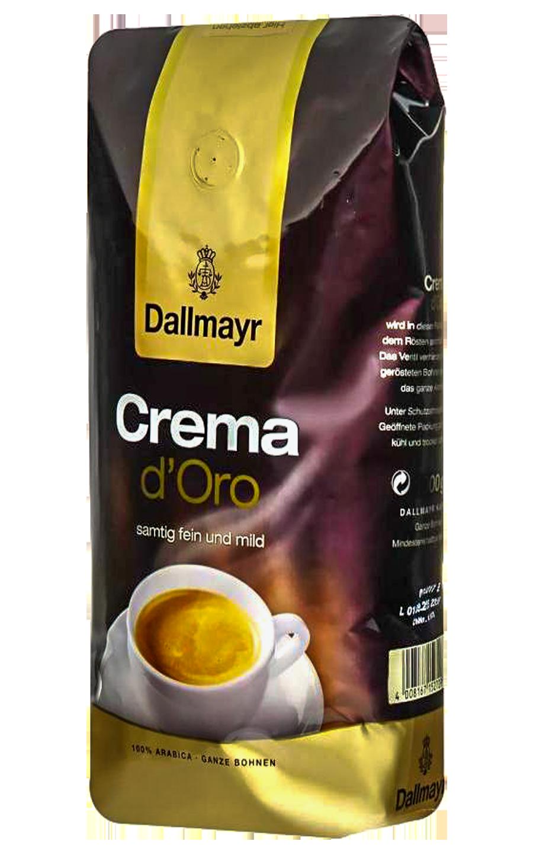 Кофе в зернах Dallmayr Crema d'Oro 500 2