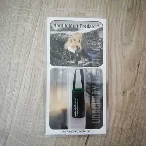 Манок на лису и других хищников Nordik Predator Mini