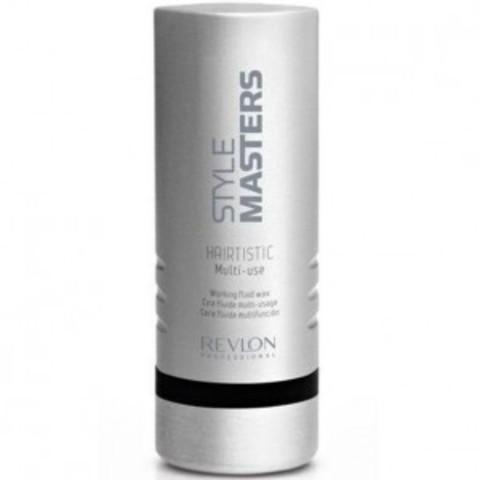 Revlon Professional Hairtistic Multi Use - Мультифункциональный воск-флюид мягкой фиксации