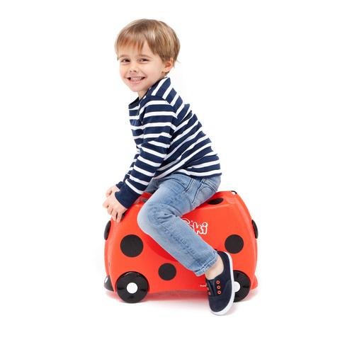 Чемодан на колесиках Trunki Harley Ladybug