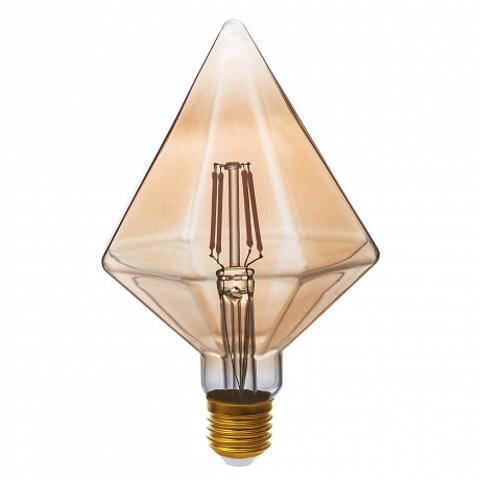 Светодиодная ретро лампа PYRAMID 4W E27 1800K