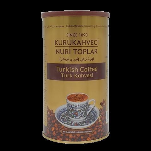 Турецкий кофе молотый NURI TOPLAR KURUKAHVECI, 500 гр