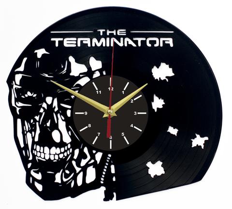 Терминатор Часы из Пластинки — Эндоскелет