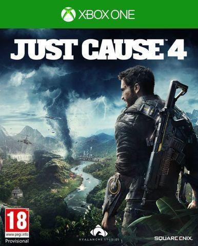 Just Cause 4 Стандартное издание (Xbox One/Series X, русская версия)