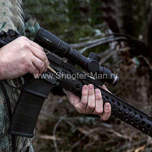 Лазерный патрон холодной пристрелки оружия пристрелки Sightmark 223 Rem