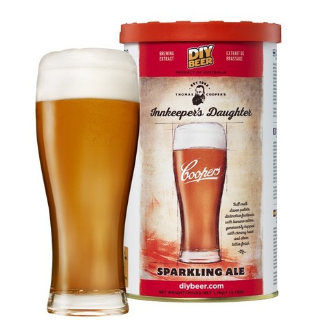 Пивной набор Coopers Thomas Coopers Selection Sparkling Ale