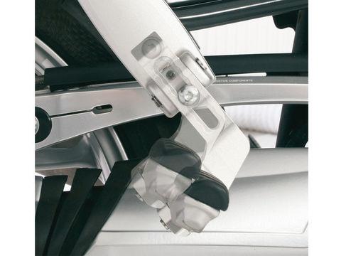 Комплект занижения пассажирских подножек ERGO BMW R1200R/LC/S/ST/NineT