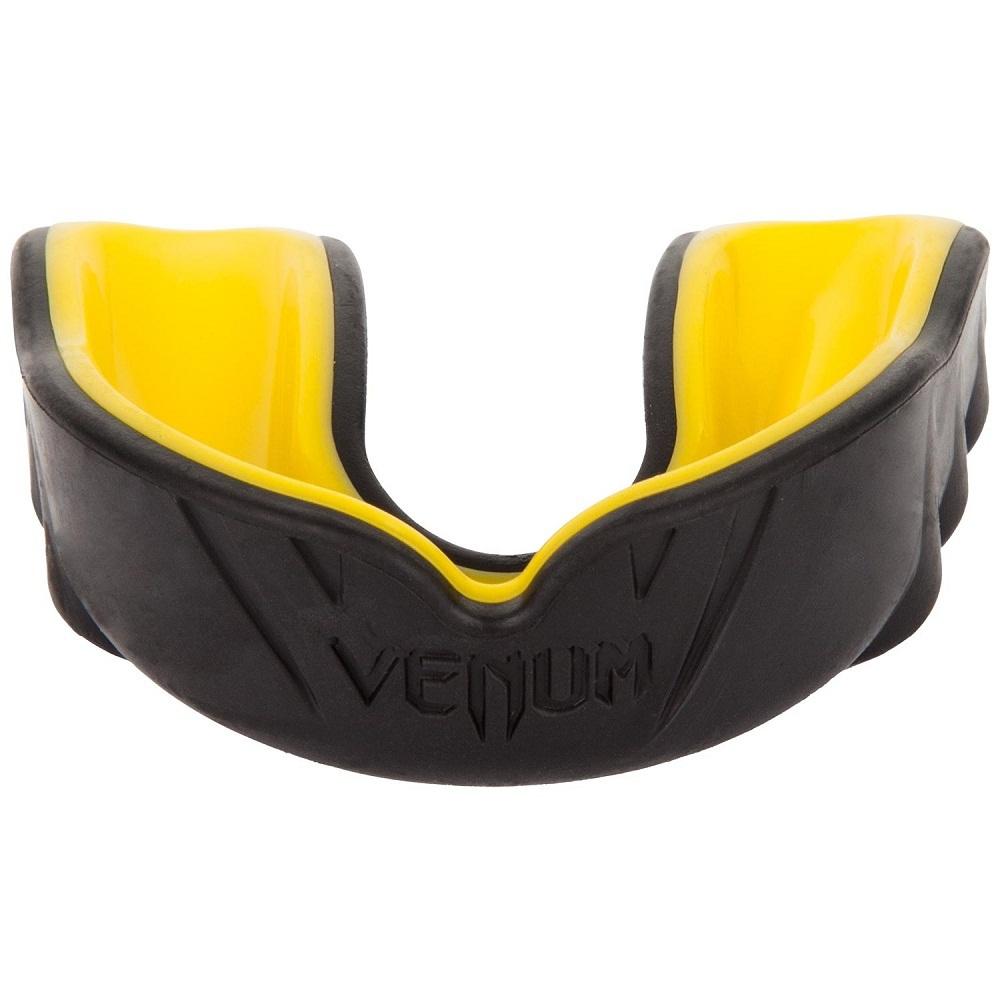 Другая защита Капа Venum Challenger Mouthguard - Black/Yellow 1.jpg