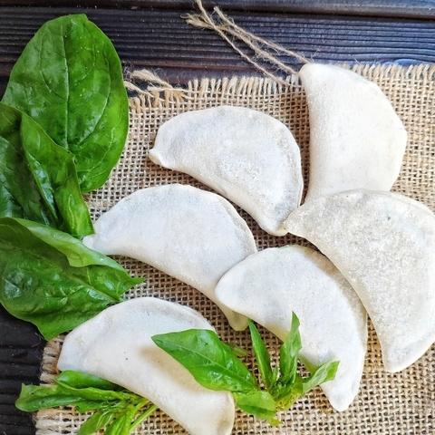 Фотография Вареники с картофелем и луком 500 г /тонкое тесто/ купить в магазине Афлора