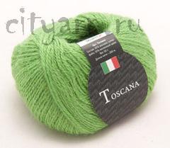 цвет 035 / яркий яблочно-зелёный