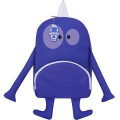 Рюкзак детский Bagland Monster 5 л. электрик 915 (0056366)