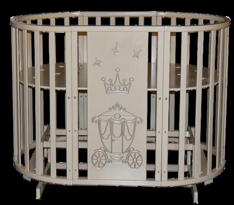 Антел Северянка 3 Корона поперечный маятник+колеса