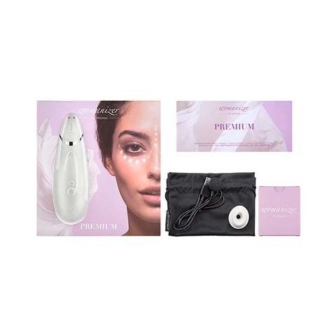 Womanizer Premium белый/хром