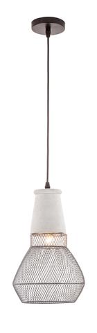 Подвесной светильник Escada 423/1S E27*60W Grey