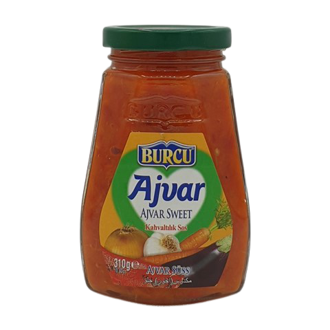 Соус из сладкого перца и томатов Аджика