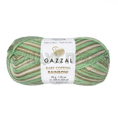Baby Cotton Rainbow477