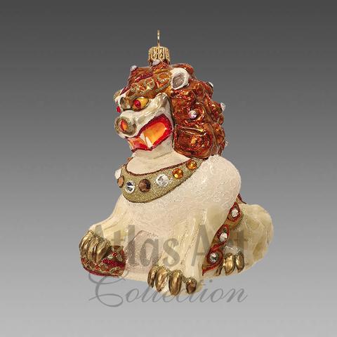 Приносящая свет-китайская львица страж