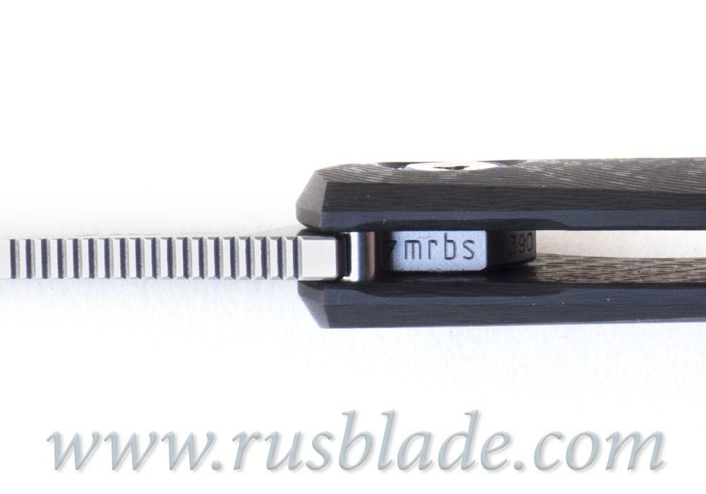 CUSTOM Shirogorov SIGMA KNIFE #70 M390 MRBS - фотография