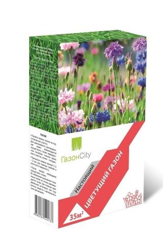 Семена газона Настоящий Цветущий (1кг)