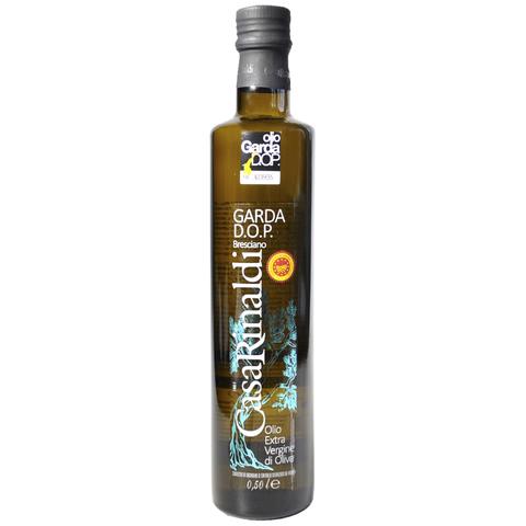 Масло оливковое нерафинированное высшего качества Garda Bresciano DOP Casa Rinaldi 500мл