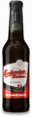 Budweiser Budvar Dark / Будвайзер Будвар Дарк (темное)