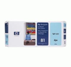 печатающая головка HP 81 Light Cyan