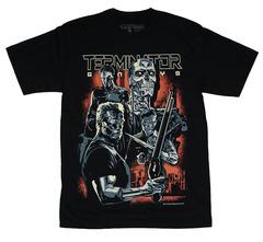 BTB The Terminator Arnold Schwarzenegger — Футболка Терминатор