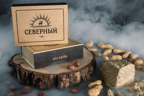 Табак для кальяна Северный - Ара Халва