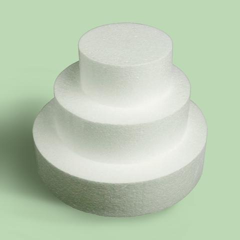 круги из пенопласта