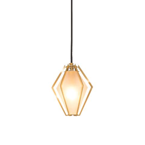 Подвесной светильник копия Harlow 1 by Gabriel Scott (белый)