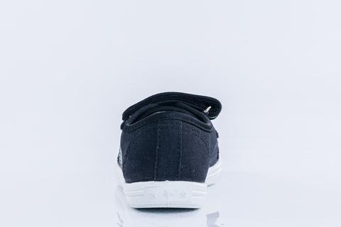 Туфли текстильные черные школьные Котофей (ТРК ГагаринПарк)
