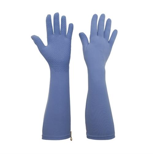 Перчатки садовые FOXGLOVES ELLE Grip голубой