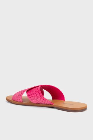 Женский розовые сандалии Anacapri