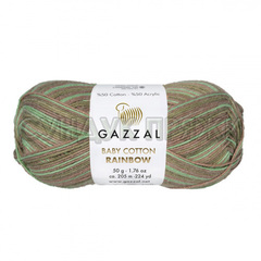 Baby Cotton Rainbow 478