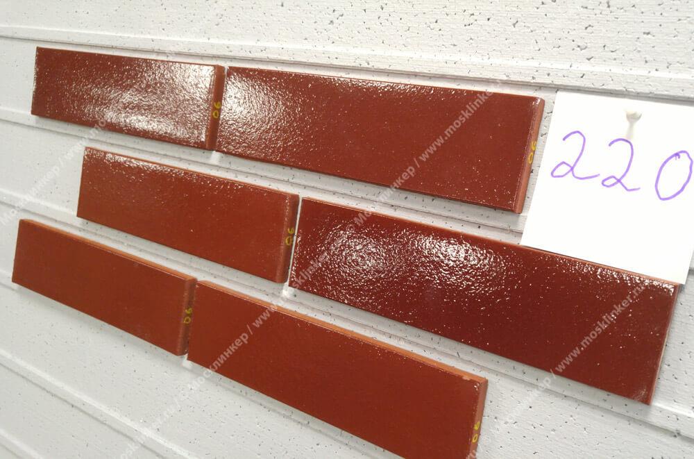 King Klinker - Note of cinnamon (06), Free Art, 65x250x10, RF - Клинкерная плитка для фасада и внутренней отделки