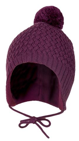 Janus шапка из шерсти мериноса на флисовой подкладке