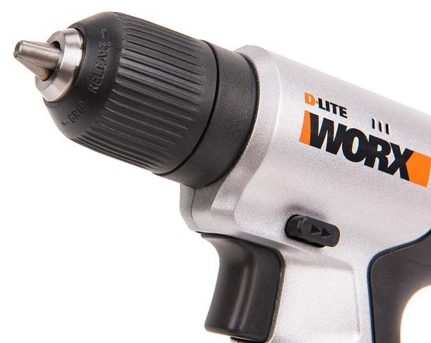 Аккумуляторный шуруповерт WORX WX104.2 12В
