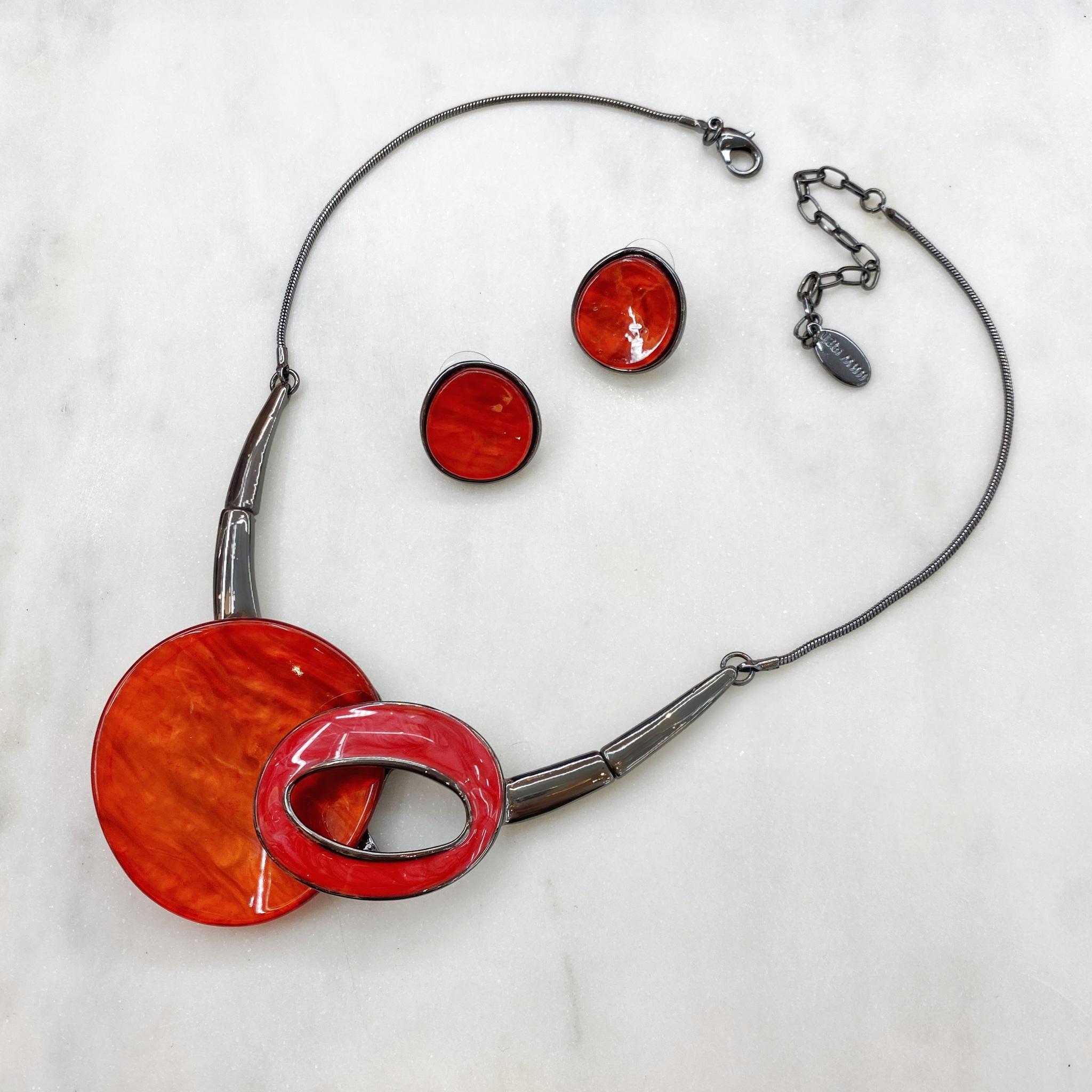 Комплект Арт Плей Мод.3 красный (акрил глазурь)