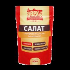 Салат из морской капусты по-корейски, 0,25 кг. Владивосток.