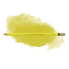 Карандаш художественный акварельный MONDELUZ, цвет 03 хром желтый