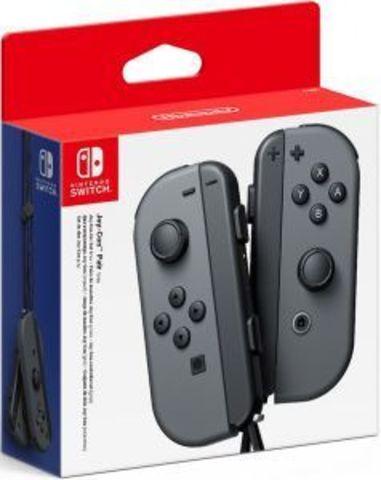 Набор контроллеров Joy-Con (Nintendo Switch, серый)