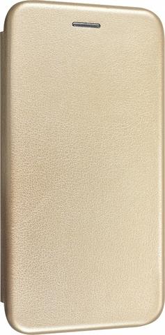 Чехол-книжка Fasion Case для Xiaomi Redmi 7 золотой