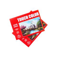 Скетчбук для спиртовых маркеров TouchColor pro, 230x170 мм, 30 л.